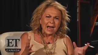 Roseanne Yells About Racist Tweet Backlash