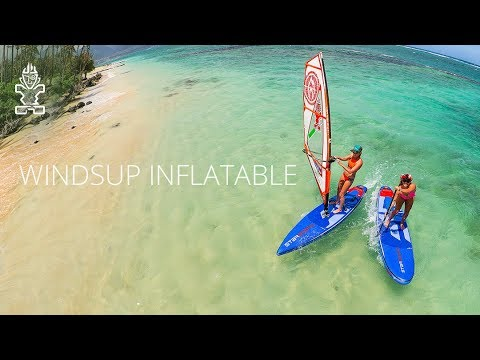2018 Starboard SUP WINDSURFING Inflatable