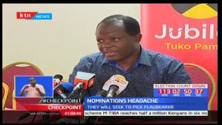 Jubilee aspirants given till 19th to campaign with party primaries set for 21st of April