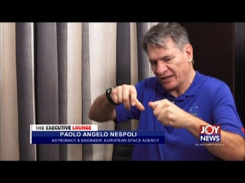 Paolo Angelo Nespoli – The Executive Lounge on JoyNews (15-7-19)