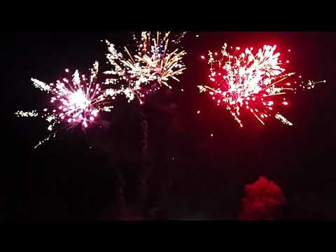 Video Firework Displays  UK Wide