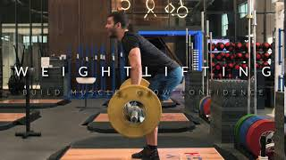 Fly High Fitness Weightlifting Teaser (2019)