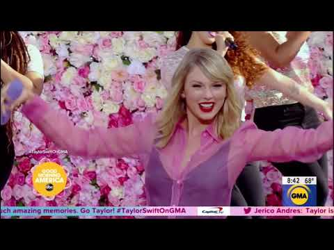 "Taylor Swift performance ""You Need To Calm Down"" Live in Concert August 22, 2019 HD 1080p"