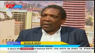 Afrika Mashariki: Uapishaji wa Raila Odinga
