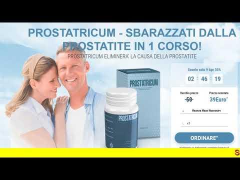 Dopo antibiotici prostata infiammata