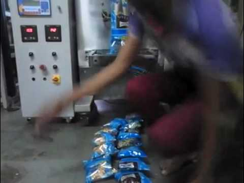 Multihead Linear Weigher Packaging Machine