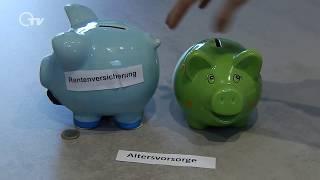 Steuertipp: Investieren in Altersvorsorge