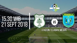 Live Streaming TV One, PSMS Medan Vs Persela Lamongan Liga 1 2018 Pukul 15.30 WIB