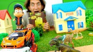 Видео про Гравити Фолз - Диппер и динозавры! – Дневник Гравити.