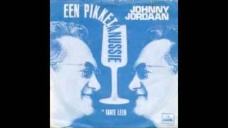 1968 JOHNNY JORDAAN een pikketanussie