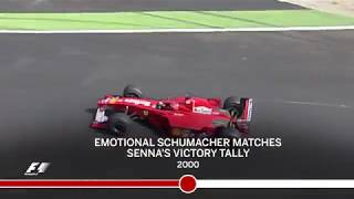 Ferraris Monza Magic   Italian Grand Prix