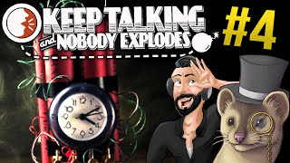 Keep Talking and Nobody Explodes - Part 4 - SO F***ING CLOSE! | Keep Talking Gameplay