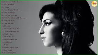 Amy Winehouse Greatest Hits Full Album | Amy Winehouse Best Songs