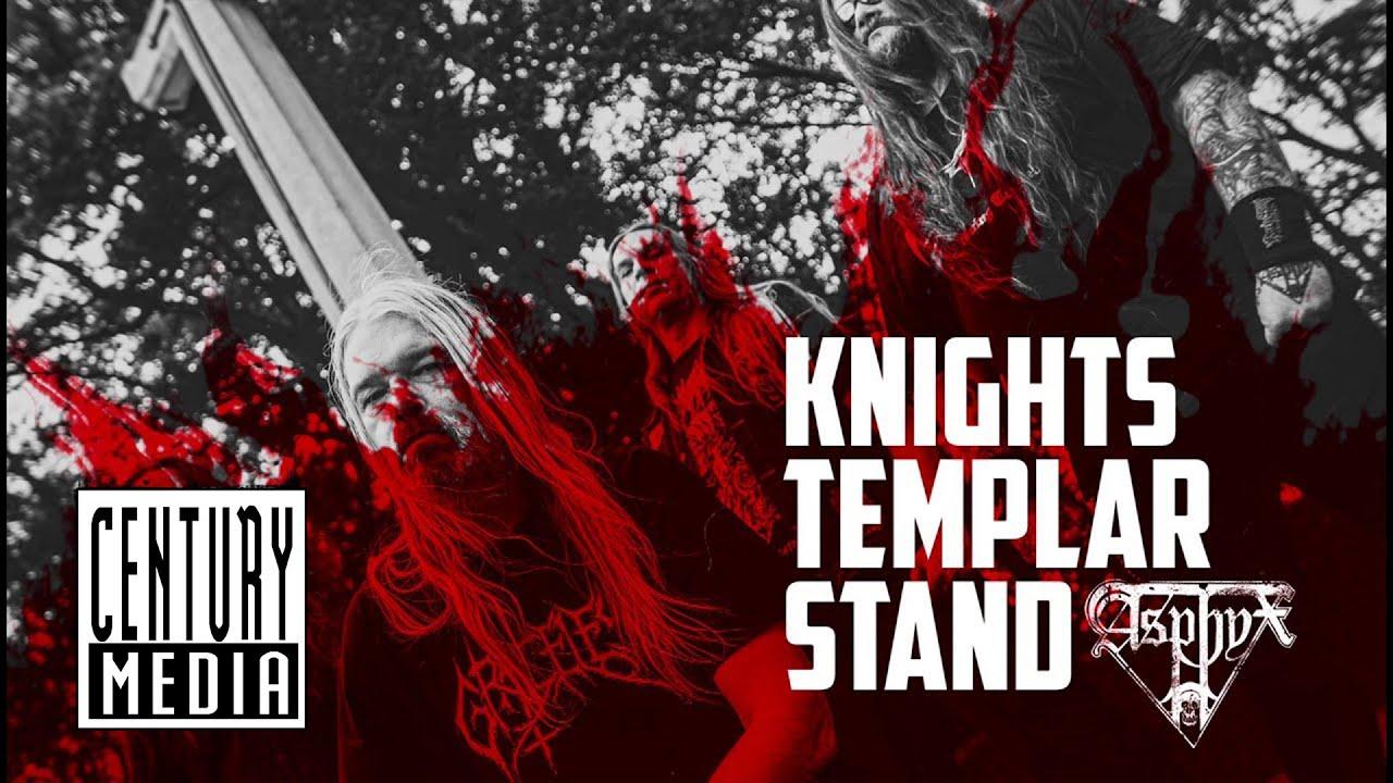 ASPHYX - Knights templar stand