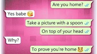 JEALOUS LOVERS Texts! 😒