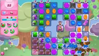 Candy Crush Saga Level 3341 NO BOOSTERS