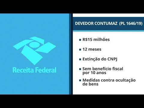 Instalada comissão para analisar projeto sobre devedor contumaz - 07/08/19