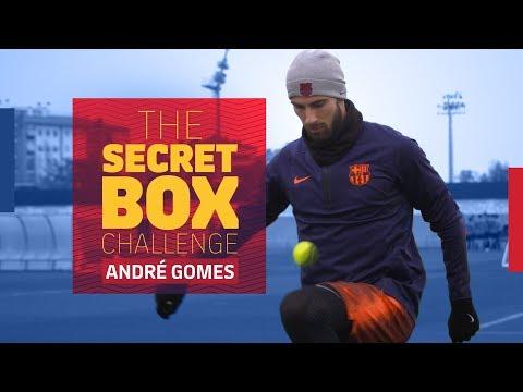 THE SECRET BOX CHALLENGE | André Gomes