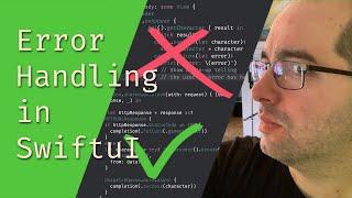 Error Handling in SwiftUI - The Matthias iOS Development Show