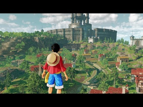 ONE PIECE: World Seeker - Announcement Trailer | PS4, X1, PC thumbnail