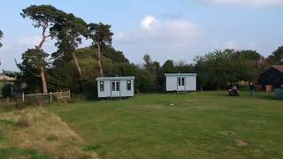 Sunset Valley Shepherds Huts