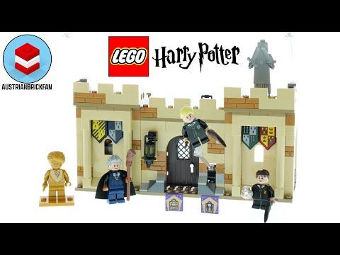 Vidéo LEGO Harry Potter 76395 : Poudlard : la première leçon de vol