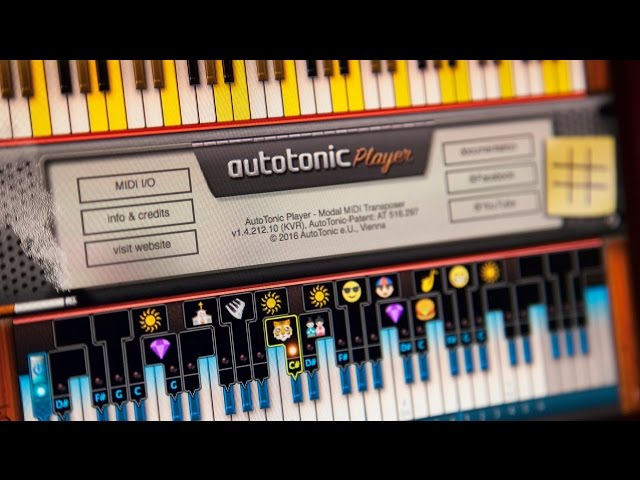The FREE AutoTonic Player (Link in the Description)