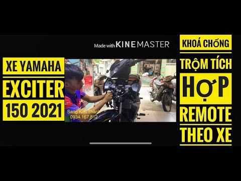 Khoá Chống Trộm Xe Yamaha Exciter 150
