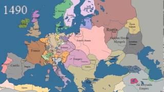 10 веков Европейской истории за 5 минут