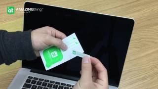 AMAZINGthing Macbook Pro screen protector install guide