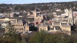 preview picture of video 'Bendigo, Victoria, Australia'