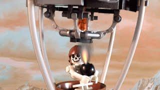 "LEGO Clash Of Clans ""The Air Attack"" (Short Brickfilm)"