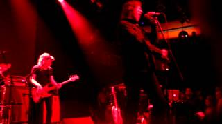 Mark Lanegan band - One hundred days - Prague 2012