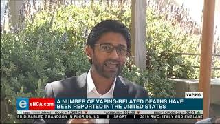 A number of e-cigarettes related deaths have been reported in the United States
