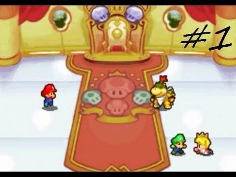 Mario And Luigi Partners In Time Walkthrough 39 Elder