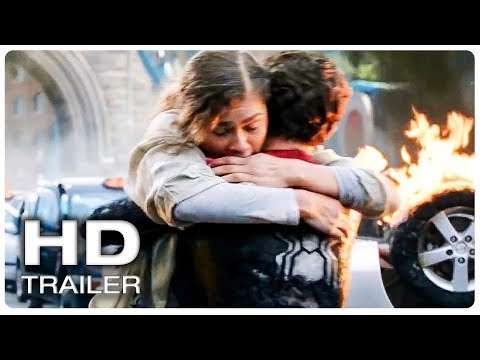 SPIDER MAN FAR FROM HOME Trailer #3 Official (NEW 2019) Superhero Movie HD