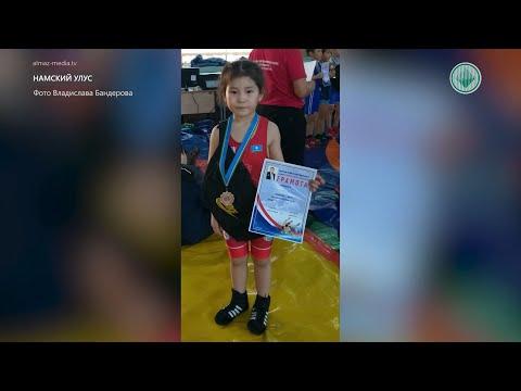 В Якутии на чемпионате по вольной борьбе среди мальчиков победила девочка