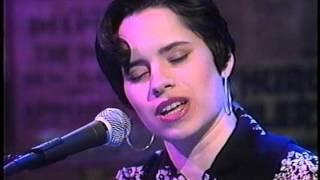 NATALIE MERCHANT - EAT FOR TWO / INTERVIEW - JON STEWART SHOW 1993