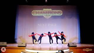 Next Page Champions Tour 2017 HD