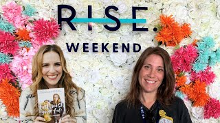 The TRUTH About Rachel Hollis' RISE Weekend - Conference Review