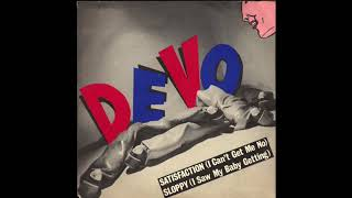 Devo - (I Can't Get No) Satisfaction - Extended Edit