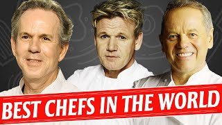 Best Chefs In The World   Top Chefs In The World 2020   Famous Chef Recipes   Top 10 World Trend