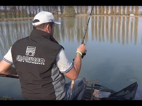 Il perno le mani per pesca