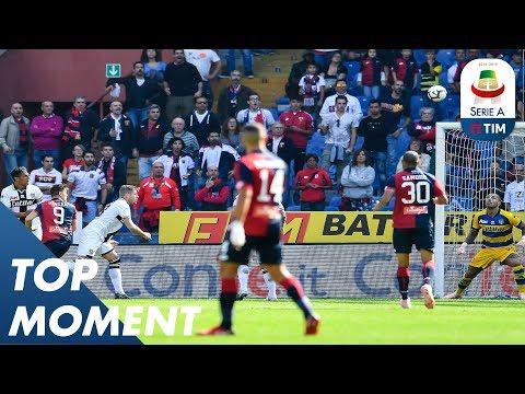Krzysztof Piątek Makes it Seven Games in a Row!   Genoa 1-3 Parma   Serie A