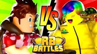 POKE Vs TOFUU   RB Battles Championship For 1 Million Robux! (Roblox MM2)