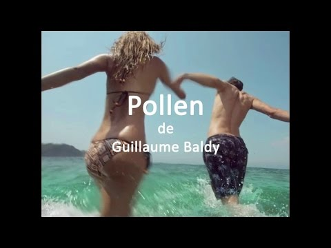 Guillaume Baldy - Pollen - Book Trailer