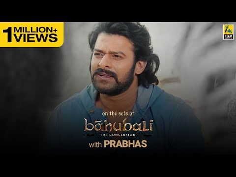 Prabhas Exclusive Interview about Bahubali