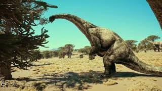 Does the Bible (Job 40) Describe a Sauropod Dinosaur (Behemoth) (ver.2)?