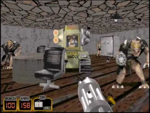 Duke Nukem 3D - Fallout TC Demo (November 14, 1999)