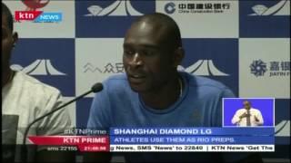 David Rudisha has defended his fellow Kenyan athletes over doping allegations